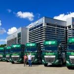 DAF jest liderem rynku, Scania depcze mu po piętach, Volvo szybko rośnie, a Iveco obstawia klasę lekką