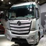 Relacja z targów IAA 2016: ciężarówki rosyjskie, brazylijskie, koreańskie, chińskie oraz indyjskie