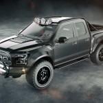 Pickup Forda z napędem 6×6 i 600-konnym silnikiem, czyli wspaniały sposób na wydanie 1,2 mln złotych
