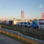 Nowe Fordy Cargo czekają na klientów na Węgrzech, a także były widziane na polskim urzędzie celnym