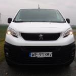 Peugeot Expert 2.0 BlueHDi 120 – test 40ton.net – urósł, ograniczył palenie i stał się nowocześniejszy