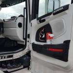 Milion na liczniku, osiem lat na karku, a wrażenie robi większe niż nowa – oto Scania R500 z firmy SławTrans