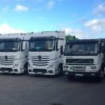 Polski rynek po 11 miesiącach: Volvo Trucks mocno zyskało, Mercedes stracił, a Ducato znowu prowadzi
