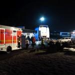 72-letni kierowca ciężarówki śmiertelnie potrącony pod niemieckim Amazonem, przez zestaw typu BDF