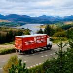 """Jak wygląda praca kierowcy na Hebrydach, czyli reportaż ze szkockiego """"końca świata"""" – część II"""