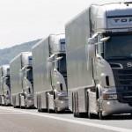 Port w Singapurze będzie testował bezzałogowe ciężarówki Scanii oraz Toyoty, wożąc nimi kontenery