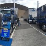 Najnowsze trendy w amerykańskim tuningu ciężarówek, czyli zdjęcia z Mid-America Trucking Show 2017