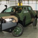 Ford Ranger może zastąpić w wojsku Honkery – jest to wręcz jedyna oferta, którą otrzymało Wojsko Polskie