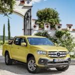 Polskie ceny Mercedesa Klasy X są już znane – pickup na bazie Navary nie jest szczególnie tani