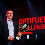 Zenon Korsak polskim finalistą konkursu Optifuel Challenge – spalił 25,4 l/100 km przy 42,7 km/h