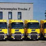 """50 egzemplarzy Renault Trucks Gamy T High dla firmy Sped Partner – pojazdy te zastąpią """"Magnumki"""""""