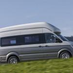 Nowa fabryka Volkswagen będzie budowała w Polsce model California XXL, bazujący na Crafterze