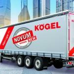 Debiutuje nowa generacja naczep marki Kögel – zaletą mają być m.in. większe możliwości konfiguracji