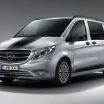 Mercedes Vito w nowej wersji Sport Line – konkurent Transita Custom Sport na 18-calowych kołach