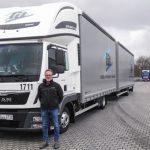 MAN TGL z 2,6 metra wolnej przestrzeni na tunelu – Spojkar wykonał kabinę dla firmy z Niemiec
