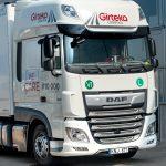 Girteka zatrudniła 2 tys. kierowców w ciągu pół roku – łączne zatrudnienie sięgnęło już 10 tysięcy