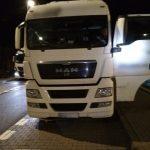 Choć kierowców było nawet trzech, ciężarówka jechała na magnesie – ekspres z mięsem na trasie A2