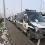 Wielka akcja ITD na autostradzie A2 – siedem radiowozów, kontrole trzeźwości i sprawdzanie dokumentów