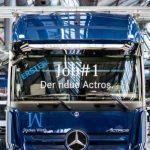 Ruszyła seryjna produkcja nowego Mercedesa Actrosa – w czerwcu zaczną się dostawy do Polski