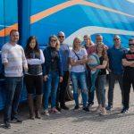 DAF Bloggers Challenge, czyli konkurs dla kierowców znanych z mediów społecznościowych