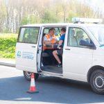 Kontrola ciężarówek przez służby z trzech krajów jednocześnie – na 70 kierowców, 25 łamało przepisy
