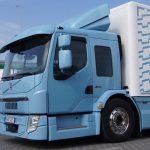 Najdziwniejsza ciężarówka jaką kiedykolwiek jeździłem, czyli Volvo FE 320 Low Entry CNG