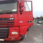 Wyłącznik tachografu i emulator AdBlue w jednej ciężarówce – zestaw jechał przez Polskę do Kazachstanu