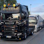 Długodystansowa Scania S450 z terenowym pakietem XT – praktyczność oraz wyjątkowy wygląd